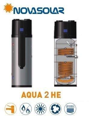Pompa di Calore Novasolar Aqua 2 HE 300