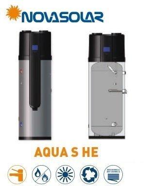 Pompa di Calore Novasolar Aqua S HE 300