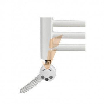Termoarredo Venere con termostato regolabile 500 x 1800 mm