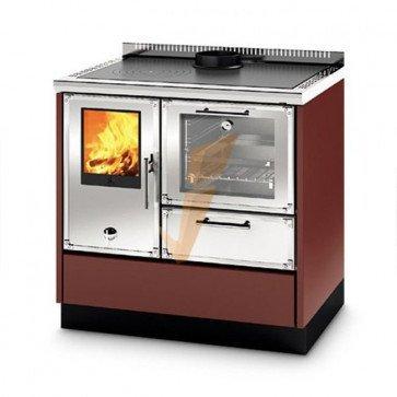 Cucina a Legna Kitchen Kamin KE 80 W 7,1 kW