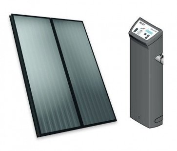 Daikin Solaris Kit 4xH26 SopraT Nero