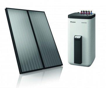 Daikin Solaris Kit 2xV21/300 SopraT Nero