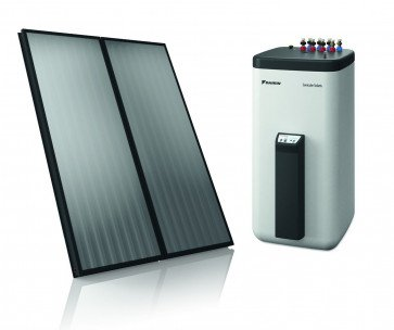 Daikin Solaris Kit 3xV26/500 SopraT Rosso