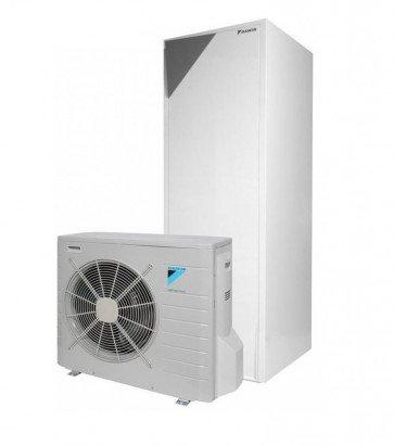 Pompa di Calore Integrated 14H/C R3/6/9 260L 3P Bassa Temperatura