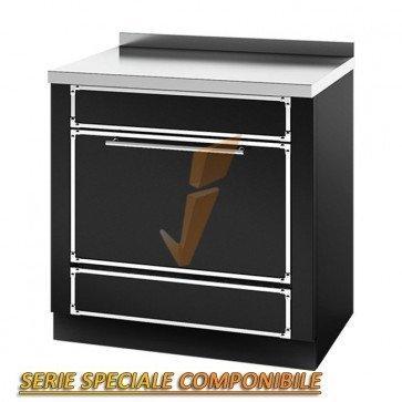Modulo Aggiuntivo Kitchen Kamin KG 90 BT - Piano Lavoro