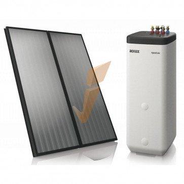 Solare Termico Rotex In Pressione Solaris 3xV21/500 SopraT