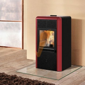 Italiana Camini Point 8 kW Bordeaux