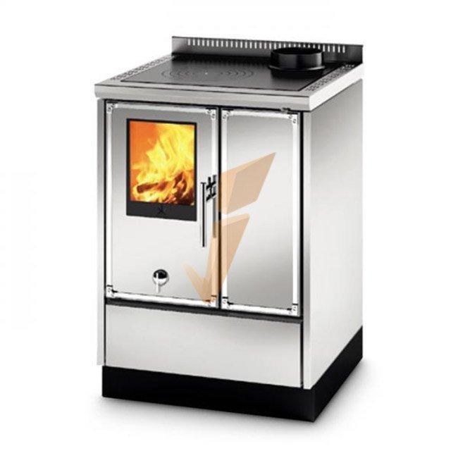 Cucina a Legna Kitchen Kamin KE 60 W 6,6 kW Prezzi - Idraulica.ch