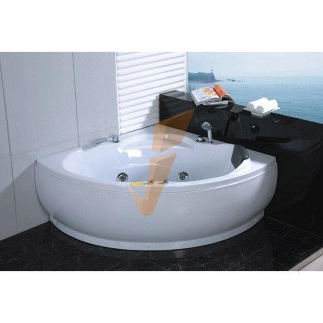 Vasca idromassaggio Flumen Granato 135 x 135 x 60 cm Prezzi e ...