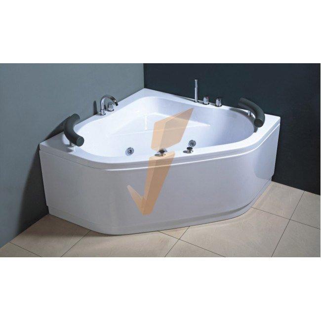 Vasca idromassaggio Flumen Smeraldo 130 x 130 x 60 cm Prezzi e ...