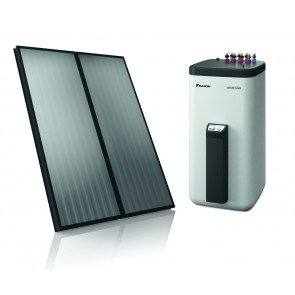 Daikin Solaris Kit 4xV26/500 SopraT Nero