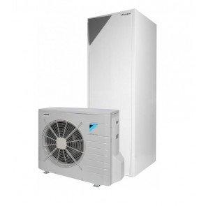 Pompa di Calore Integrated 16H/C R3/6/9 260L 3P Bassa Temperatura