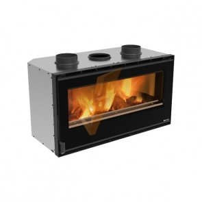 La Nordica Inserto 100 Crystal Ventilato 9,5 kW