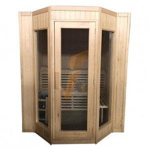 Sauna tradizionale finlandese Flumen Berlino