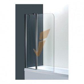 Sopravasca Orientabile Ponsi Serie Platinum con Elemento Fisso 120 cm