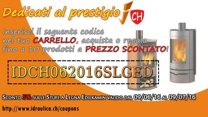COUPON SCONTO STUFE A LEGNA