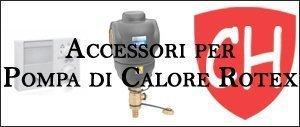 Accessori per Pompa di Calore Rotex Prezzi ed Offerte