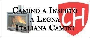 Camino a Inserto a Legna Italiana Camini Prezzi e Offerte