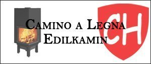 Camino a Legna Edilkamin Prezzi e Offerte