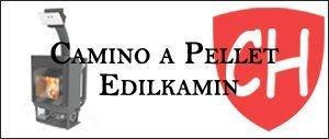 Camino a Pellet Edilkamin Prezzi e Offerte