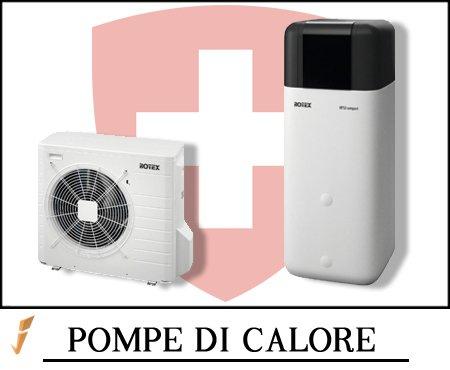 Pompa di Calore Canton Ticino - Idraulica.ch