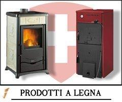 Prodotti a Legna Canton Ticino - Idraulica.ch