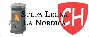 Stufa a Legna La Nordica Prezzi e Offerte
