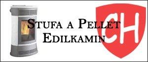 Stufa a Pellet Edilkamin Prezzi e Offerte