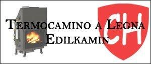 Termocamino a Legna Edilkamin Prezzi e Offerte