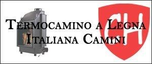 Termocamino a Legna Italiana Camini Prezzi e Offerte
