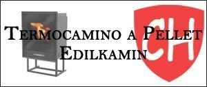 Termocamino a Pellet Edilkamin Prezzi e Offerte