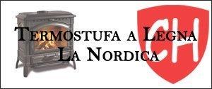 Termostufa a Legna La Nordica Prezzi e Offerte
