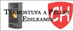 Termostufa a Pellet Edilkamin Prezzi e Offerte
