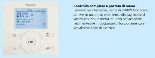 Controllo Rotex Monobloc