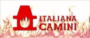 Stufa a Pellet Italiana Camini