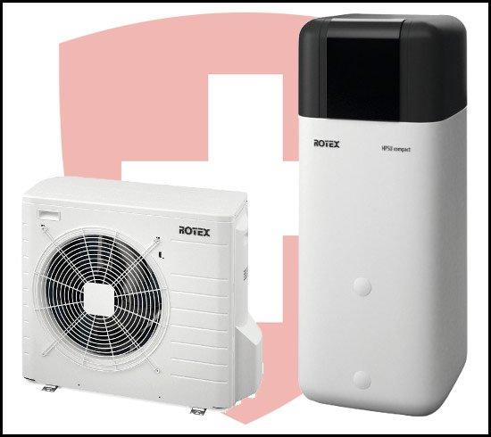 Pompa di Calore Riscaldamento Raffrescamento e Sanitario