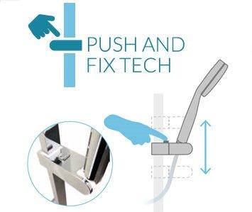 Ponsi Push and Fix Tech