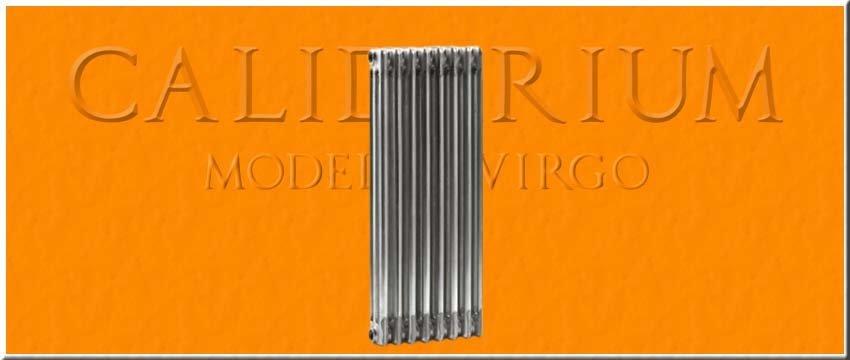 Radiatore in Acciaio Virgo
