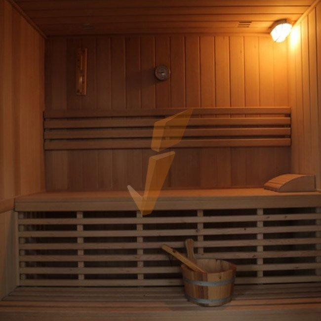 interno sauna